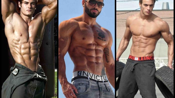 Фитнес модели мужчины как стать работа для девушек стерлитамак